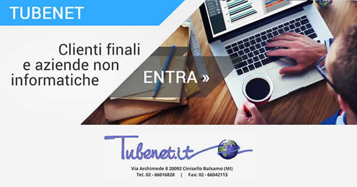 Sei di Siena e cerchi notebook usati, Tubenet sito leader nella vendita online di notebook usati